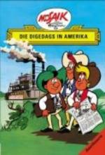 Dräger, Lothar Die Digsdas. Amerikaserie 01. Die Digedags in Amerika