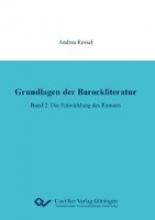 Ressel, Andrea Grundlagen der Barockliteratur
