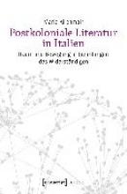 Kirchmair, Maria Postkoloniale Literatur in Italien
