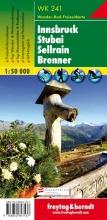 , F&B WK241 Innsbruck, Stubai, Sellrain, Brenner