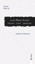 Schöpf, Luise Maria brechen - brach - gebrochen