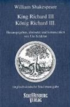 Shakespeare, William King Richard III Knig Richard III