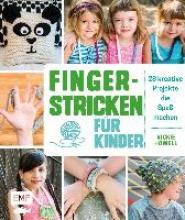 Howell, Vickie Fingerstricken für Kinder