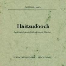 Haag, Gottlob Haitzudooch