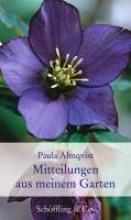 Almqvist, Paula Mitteilungen aus meinem Garten