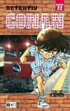 Aoyama, Gosho Detektiv Conan 22