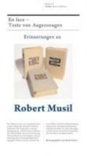 Musil, Robert Erinnerungen an Robert Musil 2