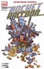 Young, Skottie Rocket Raccoon 03: Krawall im All