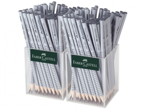 potlood Faber-Castell GRIP 2001 HB 2 kokers a 72 stuks