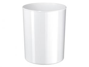 , papierbak HAN i-Line 13 liter hoogglans wit