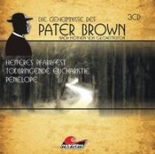 Chesterton, G. K. Die Geheimnisse des Pater Brown Box