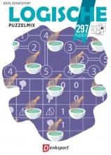 , Denksport puzzelboek Logische puzzelmix
