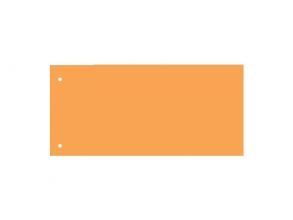 , Scheidingsstrook Kangaro smal 240x105mm 180gr oranje