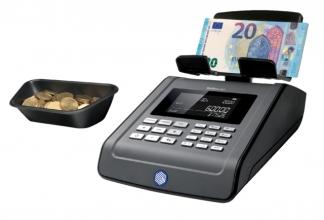 , Geldtelmachine Safescan 6185 geldtelweegschaal zwart