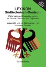Demetz, Hans Peter Lexikon Südtirolerisch-Deutsch