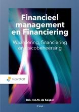 P. de Keijzer , Financieel management en financiering