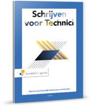Martine van Bouwdijk Bastiaanse - van Berckel , Schrijven voor technici