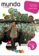 Mundo 2 9. lwoo/vmbo-bk, Milieu Themaschrift