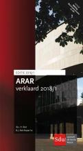 H.  Reit, B.J.  Reit-Royter ARAR Verklaard 2018/1