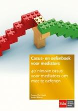 Francine ten Hoedt, Jocelyn  Weimar Casus- en oefenboek voor mediators. Editie 2018