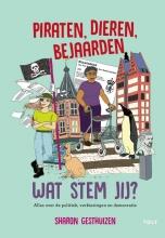 Sharon Gesthuizen , Piraten, dieren, bejaarden