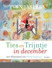 Yvon  Jaspers Ties en Trijntje in december