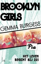 Burgess, Gemma Brooklyn girls  / 1 Pia
