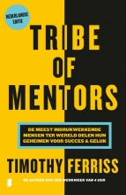 Timothy Ferriss , Tribe of mentors