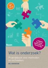 Nel Verhoeven , Wat is onderzoek?