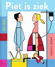 Piet  Paris Piet is ziek - Gelimiteerde Editie