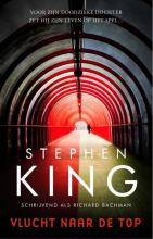 Stephen  King Vlucht naar de top