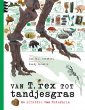 Jan Paul Schutten , Van T. rex tot tandjesgras