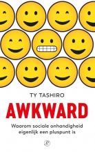 Ty  Tashiro Awkward