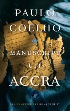 Paulo  Coelho Manuscript uit Accra
