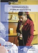 Marcella  Bos Communicatie bij intake en voorlichting