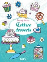 Eileen  Rudisill Miller Lekkere desserts