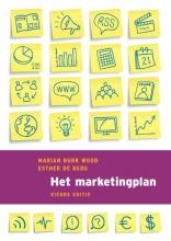 Marian Burk Wood , Het marketingplan
