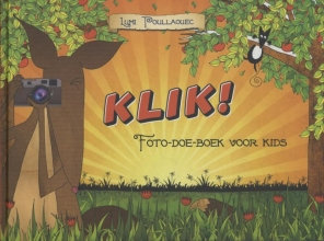 Lumi  Poullaouec Klik! Foto-doe-boek voor kids