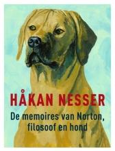 Håkan  Nesser De memoires van Norton, filosoof en hond