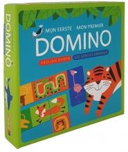 , Mijn eerste Domino - Vrolijke dieren Mon premier Domino - Les gentils animaux