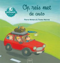 Pierre  Winters Op reis met de auto