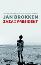Jan  Brokken Zaza en de president