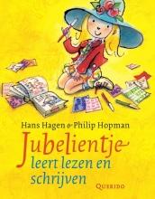 Hans Hagen , Jubelientje leert lezen en schrijven