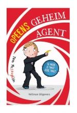 Tom  McLaughlin Opeens geheim agent