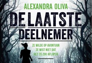 Alexandra  Oliva De laatste deelnemer DL