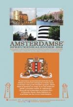 Shirley  Brandeis, Clementine  Vrooland Amsterdamse spreukenkalender  2016
