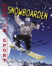 Matt  Barr Snow boarding