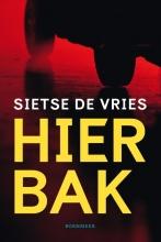 Sietse de Vries Hierbak