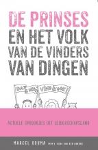 Henk van der Honing Marcel Douma, De prinses en het volk van de vinders van dingen