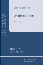Joost van den Vondel , Joseph in Dothan